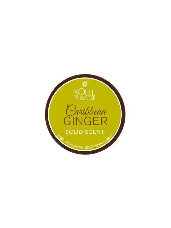 Caribbean Ginger Solid Scent - 0.5 oz