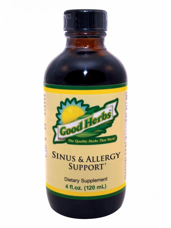 Sinus And Allergy Support
