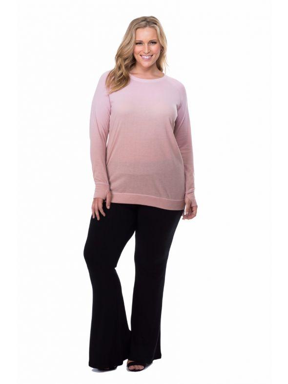 Camilla Dip-Dye Sweater